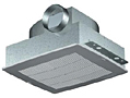 Model SP-A and SP-B Ceiling Exhaust Fans