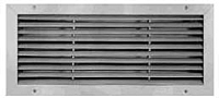 Model 530-Louvered Return Grilles
